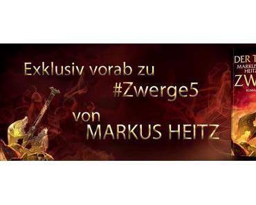 """EXKLUSIV // """"Der Triumph der Zwerge"""" von Markus Heitz"""