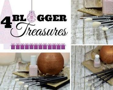 24 Blogger Treasures Türchen Nr. 21 | ZOEVA Pinselset + Essie Fiji GESCHLOSSEN!!