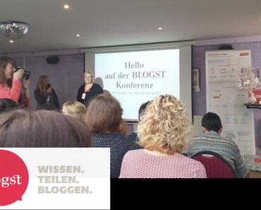 Blogger, Blogger und noch mehr Blogger - Die BLOGST Konferenz 2013