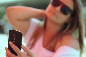Selfie-Smartphone HTC Desire Eye