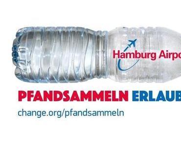 Ziehen Sie die Anzeigen gegen Flaschensammler zurück !