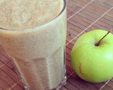 Vitaminpower: leckeres Apfel-Bananen-Püree mit Chiasamen