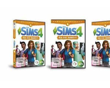 EA kündigt Die Sims 4 An die Arbeit an