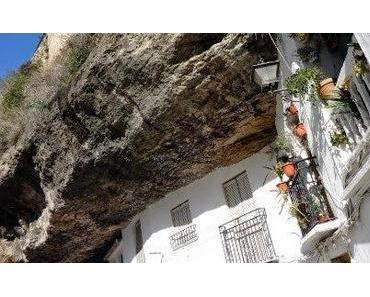 Andalusien: in Stein gemeisselt