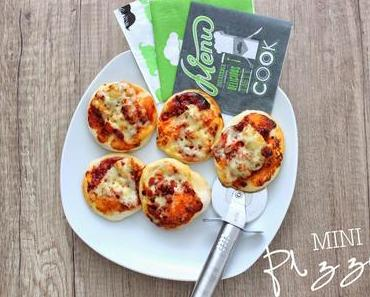 [FINGERFOOD] Mini Pizza