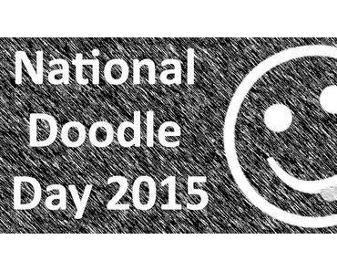Kritzeltag in Großbritannien – der National Doodle Day 2015