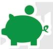Geld sparen im Alltag: So geht's leicht!