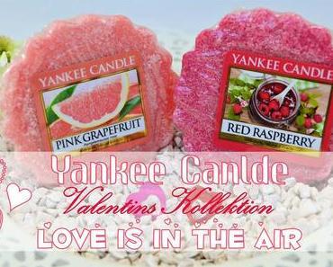Yankee Candle - Valentinstag Kollektion 2015