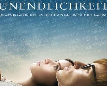 Review: DIE ENTDECKUNG DER UNENDLICHKEIT – Liebevolles Schauspielkino zum Wohlfühlen