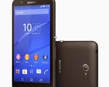 Sony Xperia E4 und Xperia E4 Dual heute vorgestellt