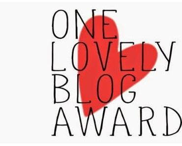 liebster award + one lovely blog award