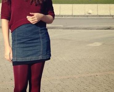 Outfit: Fashionblogger Café Düsseldorf