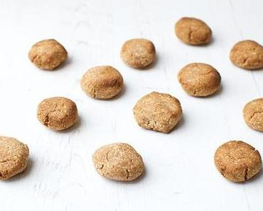 Mandelmilch-Reste Kokosmakronen