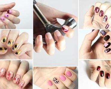 Neue Bildergalerien (Make-up & nails)