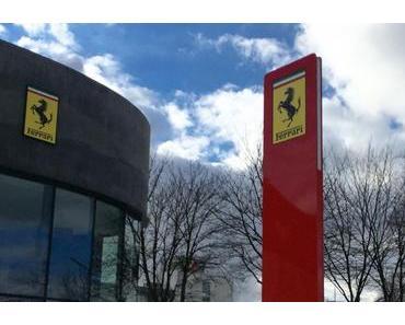 Ferrari ist der ganze Stolz Italiens