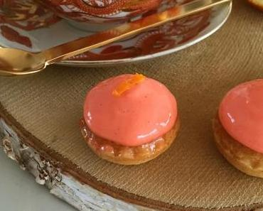 Fruchtige Blutorangen Tartelettes – Orangensaison auf LAPATIsserie