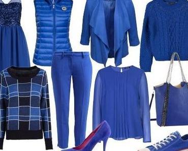 Fashionbox - Wie kombiniere ich Royal Blau?