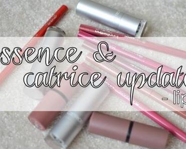 {essence & catrice update} Lips - Meine Highlights für die Lippen