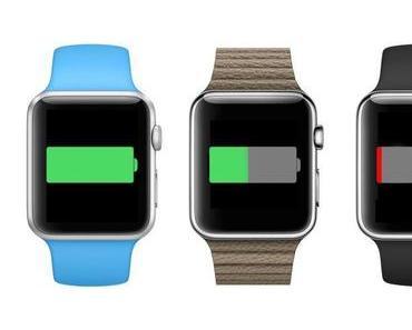 Apple Watch: Weniger Funktionen und fast immer leerer Akku