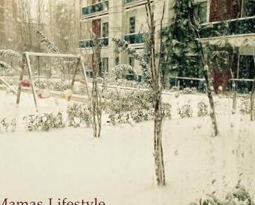 Schneechaos in Istanbul- Mein Zwerg kommt nicht nach Hause