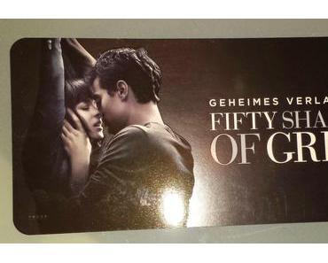 Mrs. Gold* schaut: Fifty Shades of Grey
