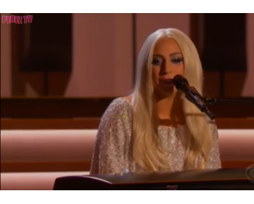 Lady Gaga covers 'I Wish' LIVE @ GRAMMY Salute to #StevieWonder (Video)