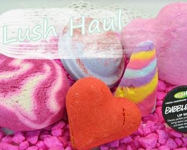 Lush Fresh Handmade Cosmetic Haul