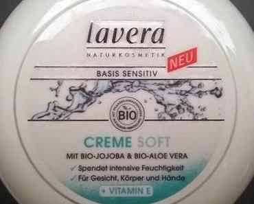 Lavera basis Sensitiv Creme Soft