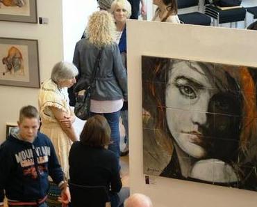 Kunstausstellung 06. - 08. 03. 2015
