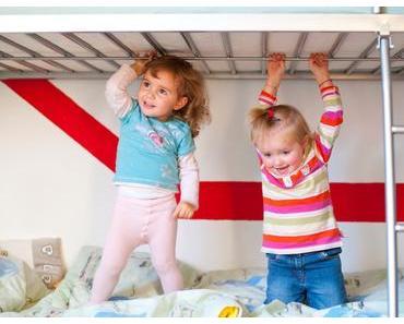 Geschwisterkinder sind glücklicher!