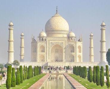 My Must-See Travel Destinations: #2 Taj Mahal
