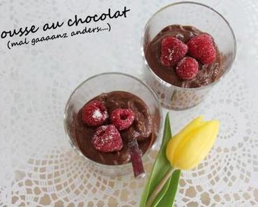 So lecker: Mousse au chocolat (figurfreundliche & Fastenzeit-taugliche Variante)
