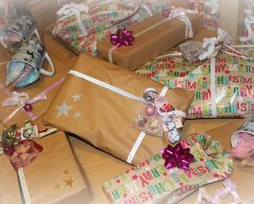 Weihnachtszauber ☆ Geschenke einpacken