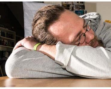 Schlaf-in-der-Öffentlichkeit-Tag – der amerikanische National Public Sleeping Day