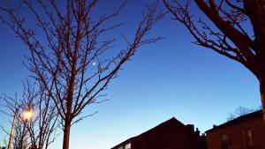 Als der Mond in den Kanal fiel  – Moonraking in Slaithwaite