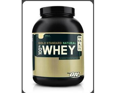 Mit Whey Protein den Muskelaufbau fördern