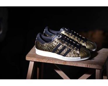 "Adidas Superstar 80s Metal ""Gold"""