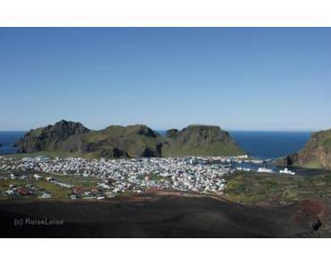 Ein Tag auf den Westmänner-Inseln – Teil 1
