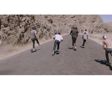 adidas Skateboarding Team unterwegs in Namibia