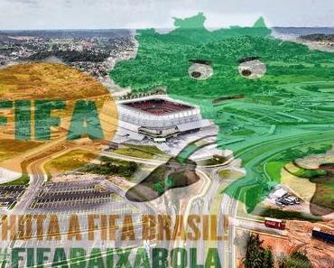 Die WM-Stadt in Recife: Außer Spesen nichts gewesen