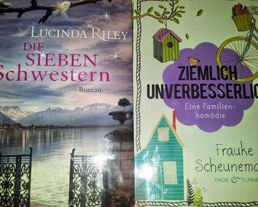 ...neuer Lesestoff von der Randomhouse-Verlagsgruppe