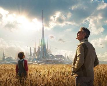 """Neues Poster zu """"Tomorrowland"""", Trailer kommt Montag"""