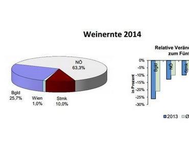 Weinjahr 2014 – geringe Mengen