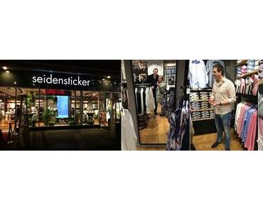 Events: Seidensticker Pre Opening Köln, 04.03.2015