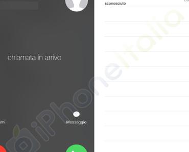 Screenshots zeigen WhatsApp Calls für iPhone