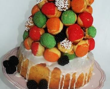 The Wonderlandcake: Gepimpter Croquembouche