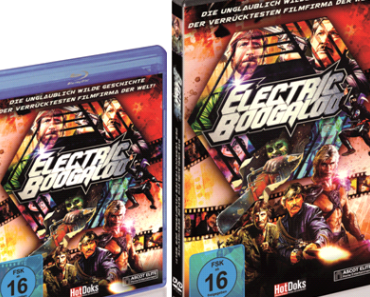 TRAILER - ELECTRIC BOOGALOO - THE WILD, UNTOLD STORY OF CANNON FILMS (AB 21. APRIL 2015 AUF DVD UND BLU-RAY)