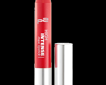 p2 HIGH INTENSE maxi lipstick