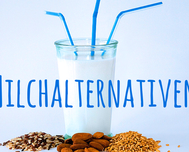 5 Alternativen zu Kuhmilch