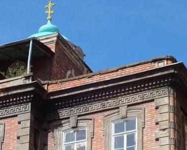 Russisch-orthodoxe Dachkirchen Istanbuls